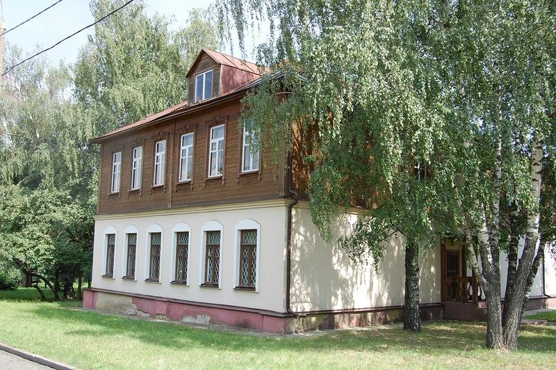 Дом Морозова, музей Подолье