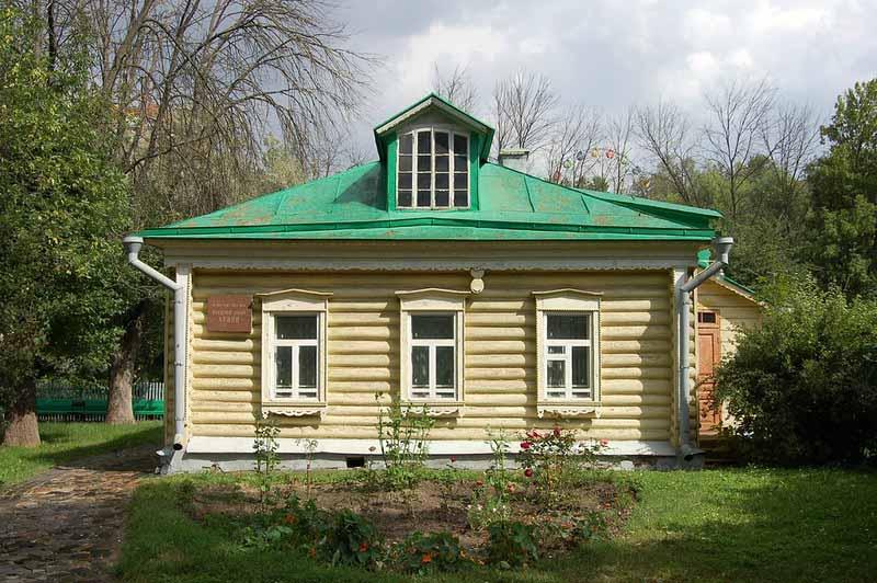 Музей Подолье. дом Ленина