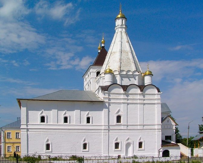 Храм Георгия Победоносца, Серпухов