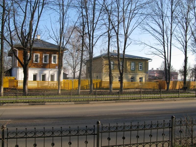 Город Козельск