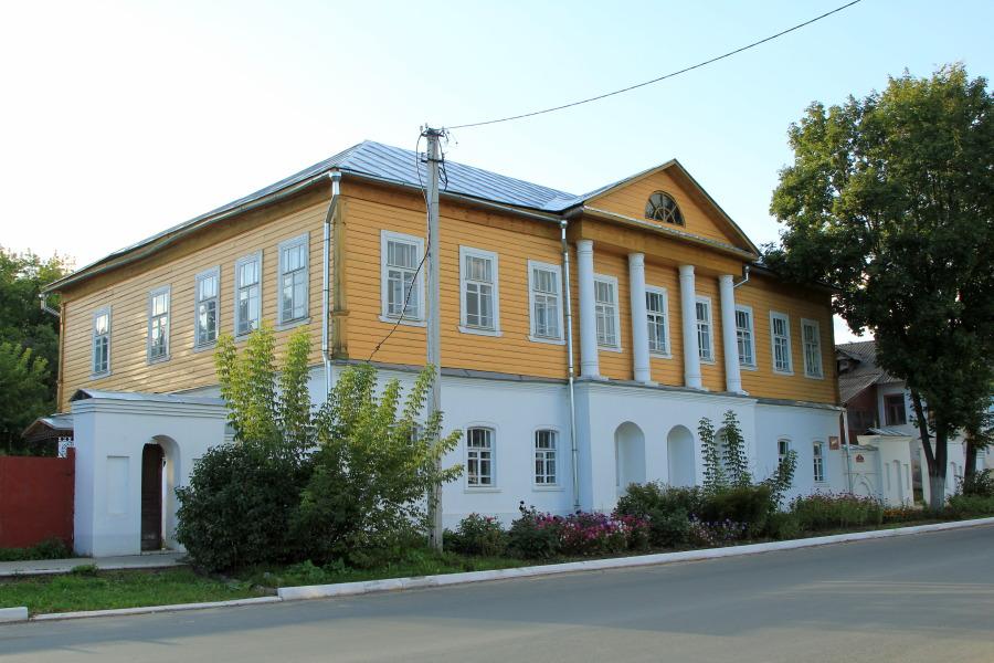 краеведческий музей козельск