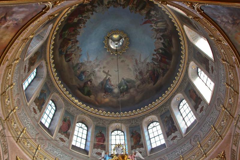 Купол собора Николы Белого