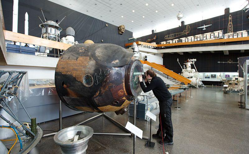 Музей истории космонавтики