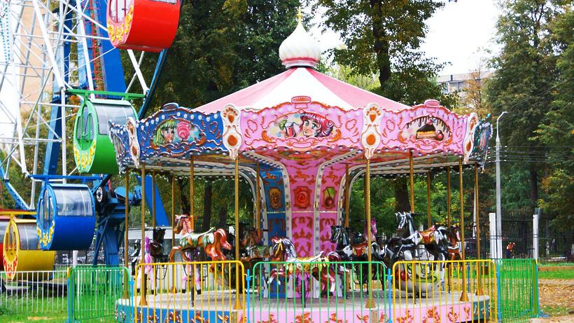 Подольский парк имени Талалихина
