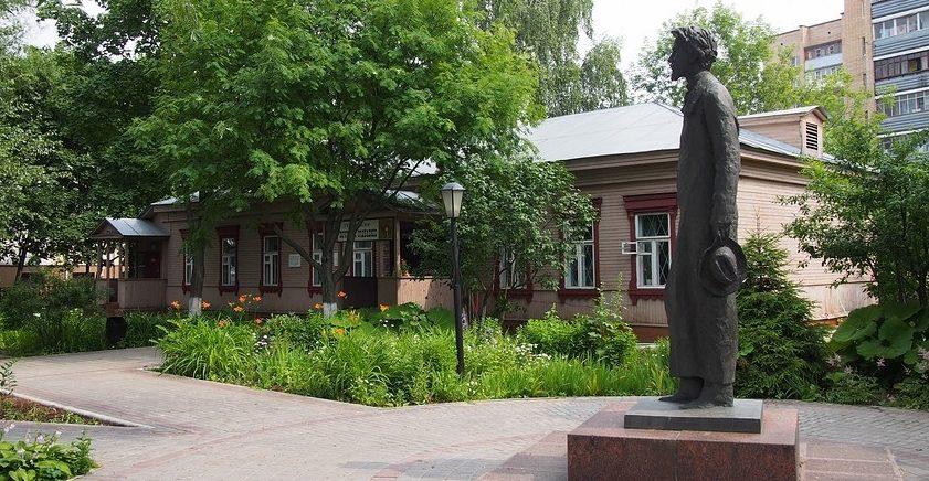 Музе писем город Чехов