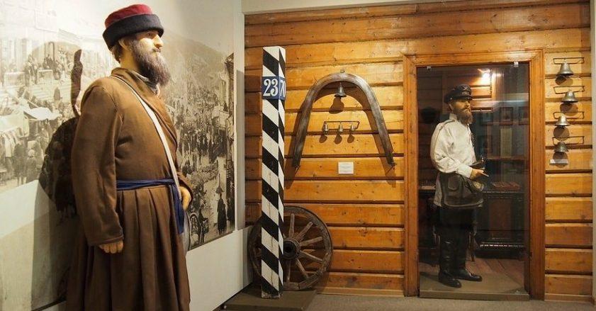 музей писем Чехова внутри