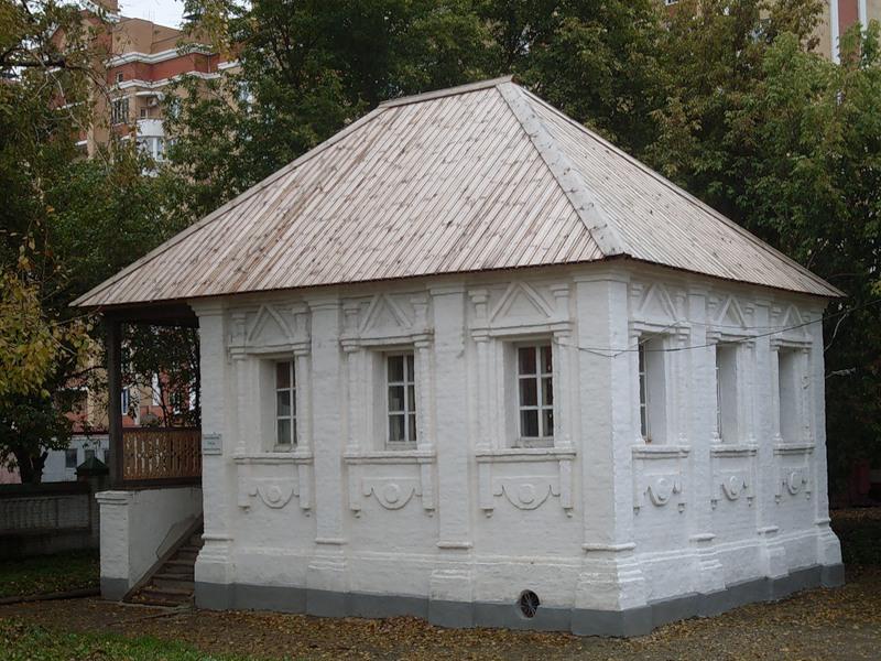 Пугачевская палатка