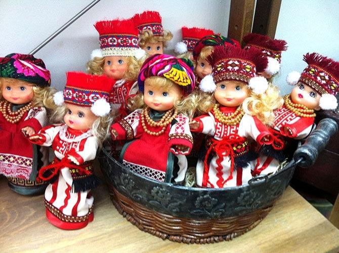 Куклы-мордовки