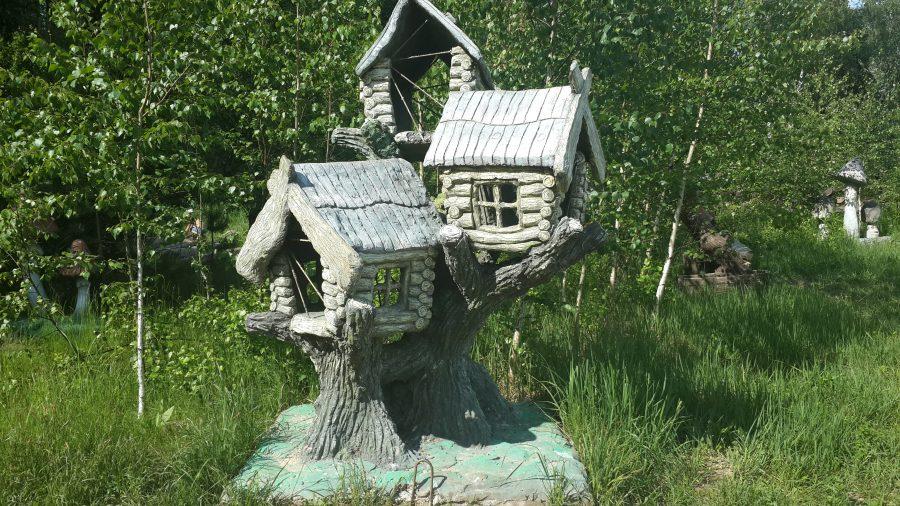 Сказочные домики, Берендеево царство