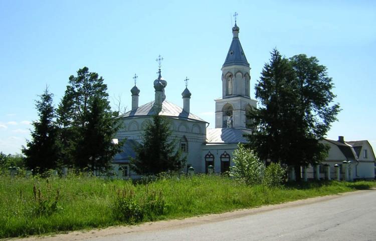Церковь Успения Пресвятой Богородицы, Старые Кузьменки