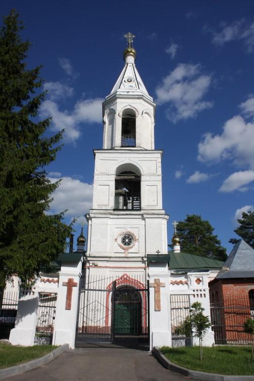 Церковь в Старых Кузьменках