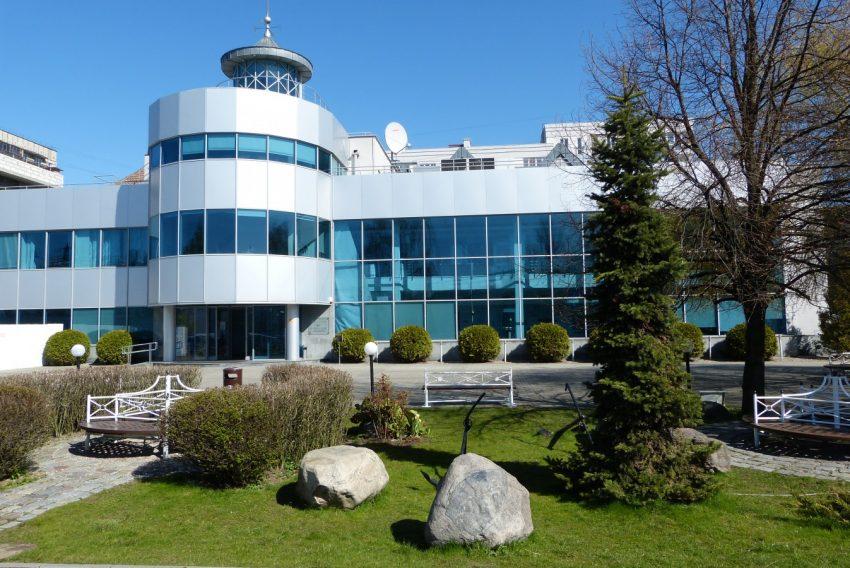 Главное здание музея мирового океана