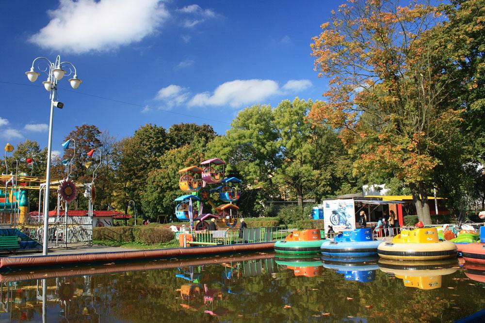 Центральный парк культуры и отдыха, Калининград