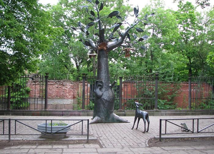 дерево желаний кронштадт
