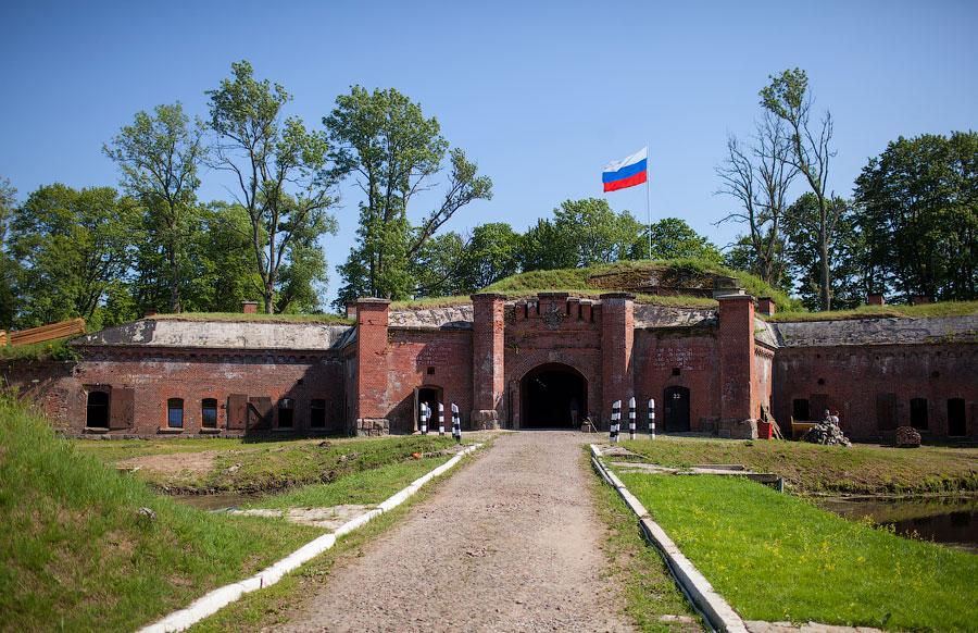 Форт №11 Денхофф