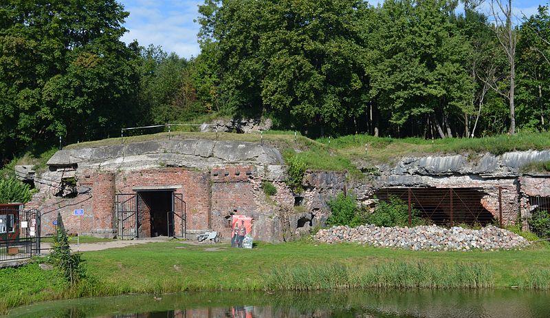 Форт Король Фридрих Вильгельм III