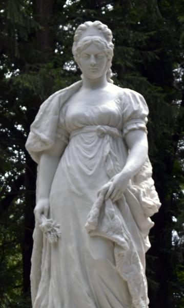 Памятник королеве Луизе