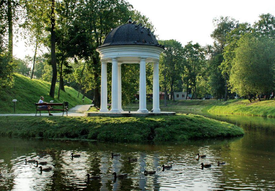 Парки Калининграда