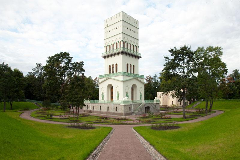 Белая башня Пушкин