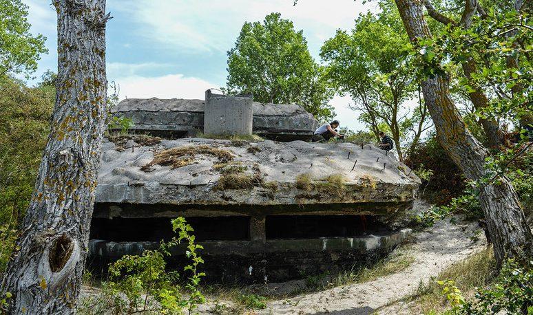 бункер Балтийская коса