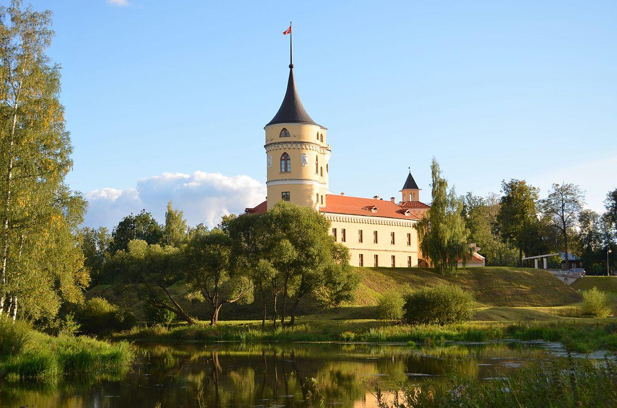 Крепость Бип Павловск