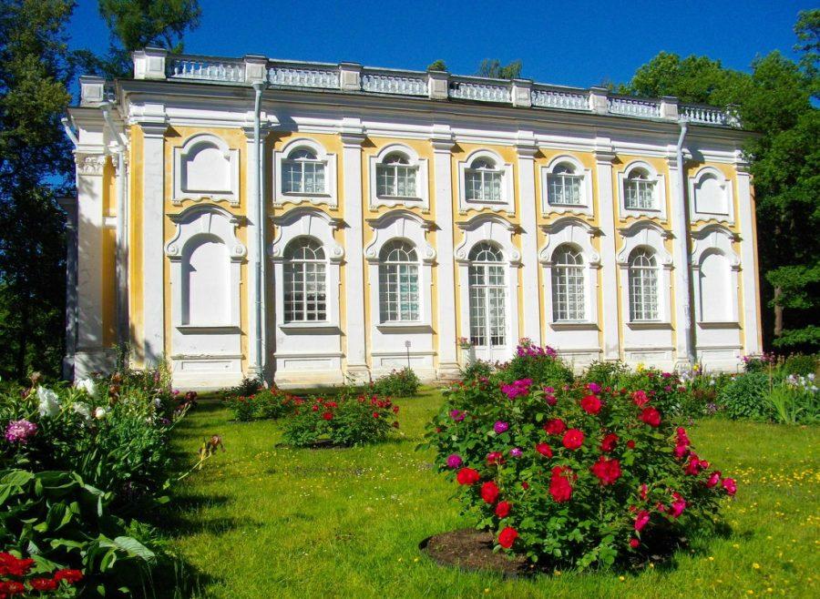 Музей-павильон Каменное Зало