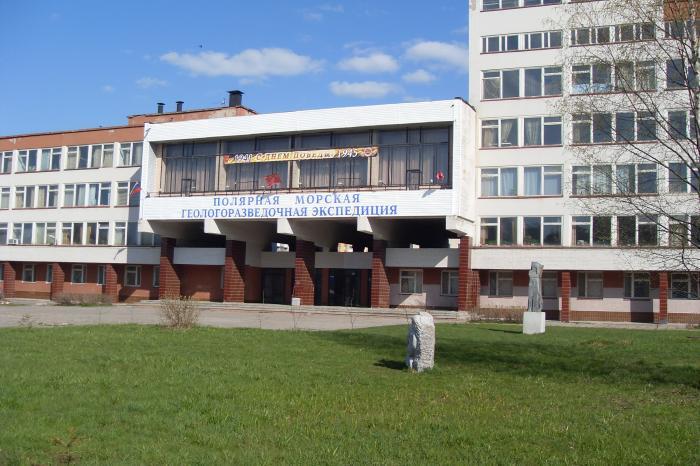 Музей Полярной морской геологоразведочной экспедиции