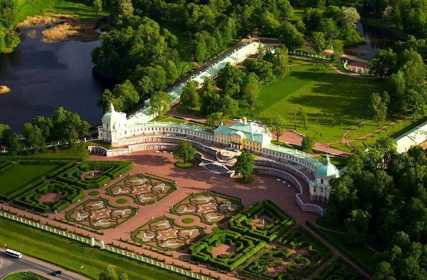 Парк Ораниенбаум