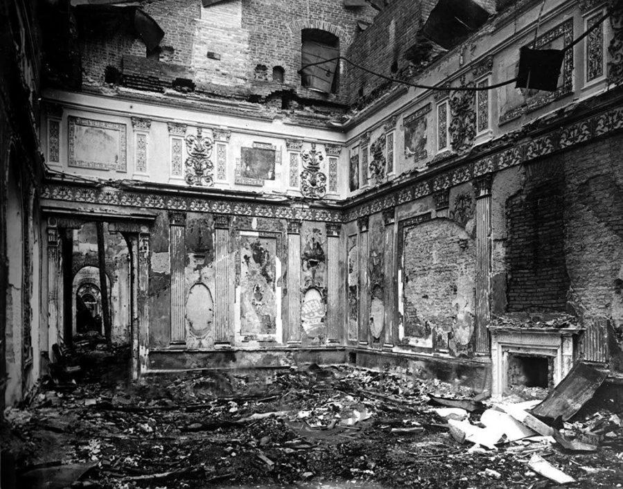 Янтарная комната после войны