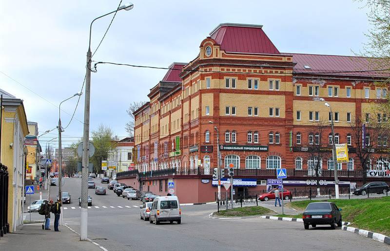 Красные ряды Подольск