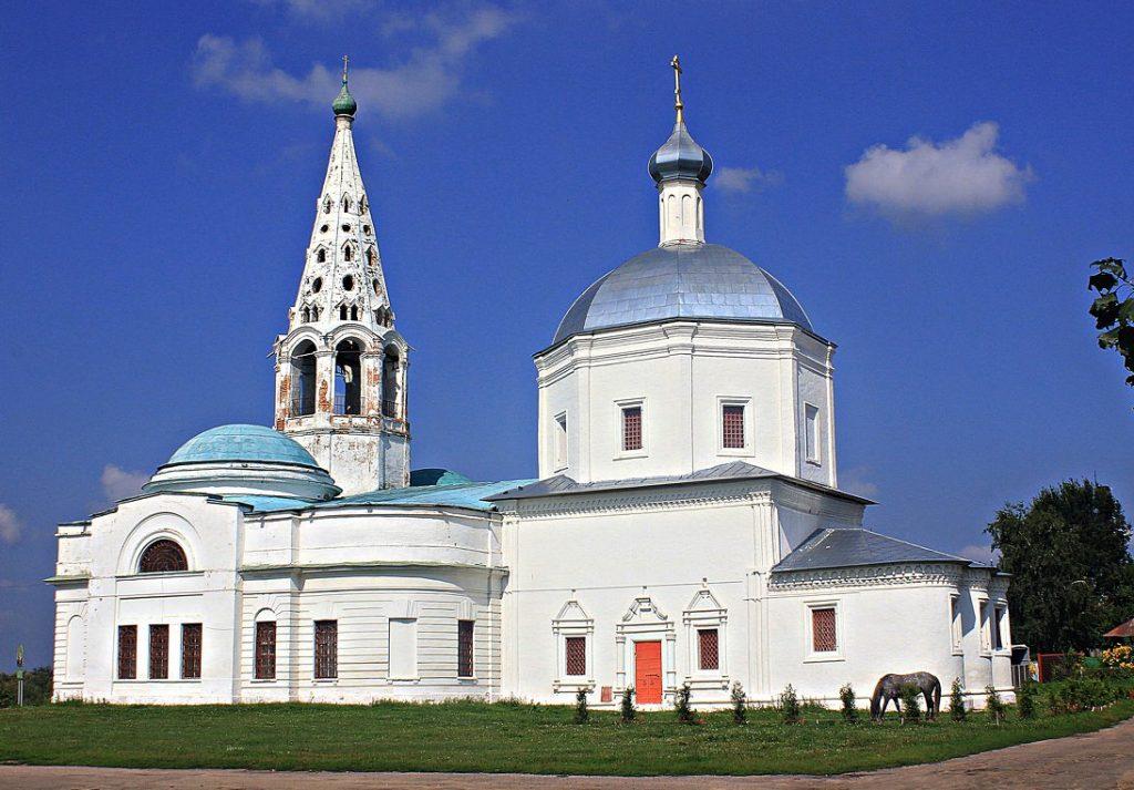Троицкий собор Серпухов