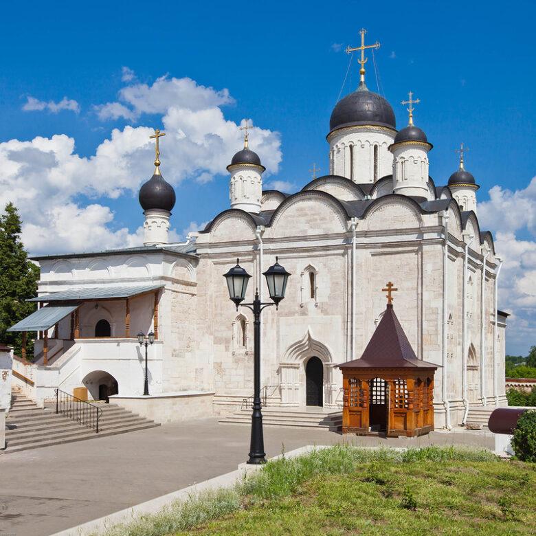 Введенский монастырь Серпухов