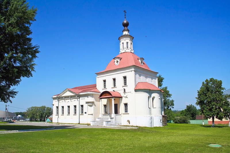 Церковь Воскресения Словущего Коломна