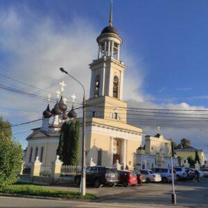 Город Чехов: главные достопримечательности
