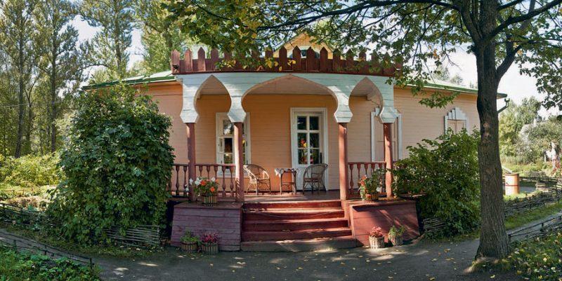 Мелихово, главный дом