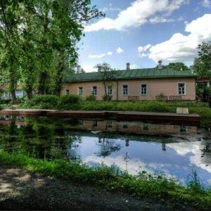 Музей-усадьба Мелихово: знаменитый дом Чехова А.П.