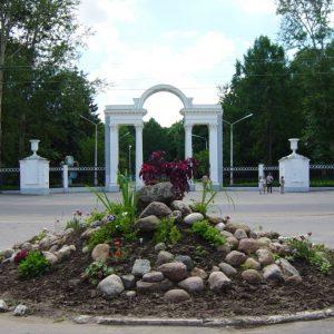 Парк Мира в Коломне – «зеленое чудо» города