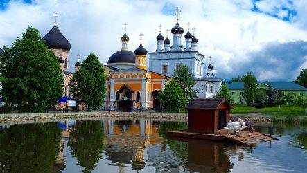 Достопримечательности Чеховского района Подмосковья: усадьбы, храмы, монастырь