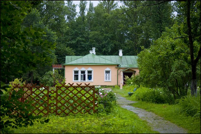 Музей-усадьба Мелихово