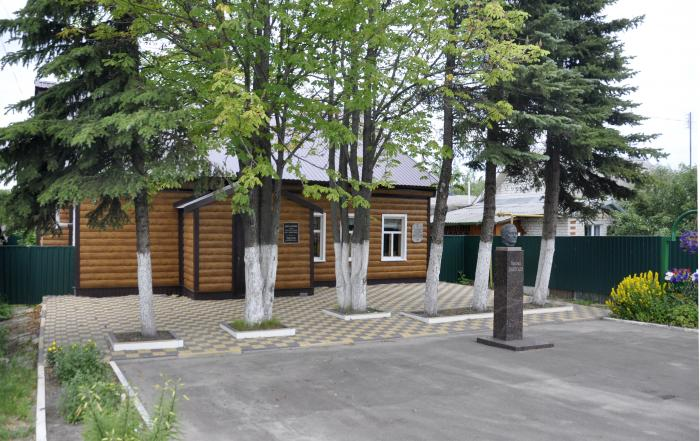 Музей Девятаева Торбеево