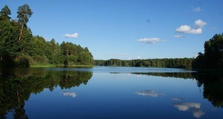 озеро инерка мордовия