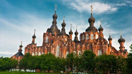 Шамординский монастырь: старинный женский монастырь с красивой архитектурой и природой
