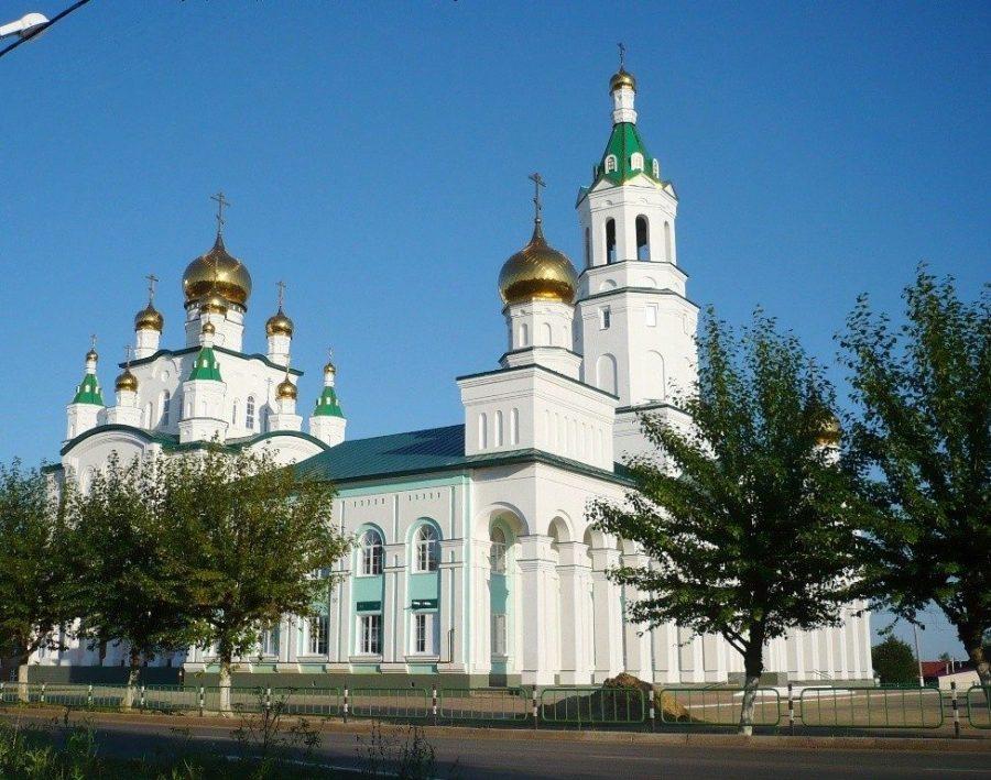 Троицкий собор Рузаевка