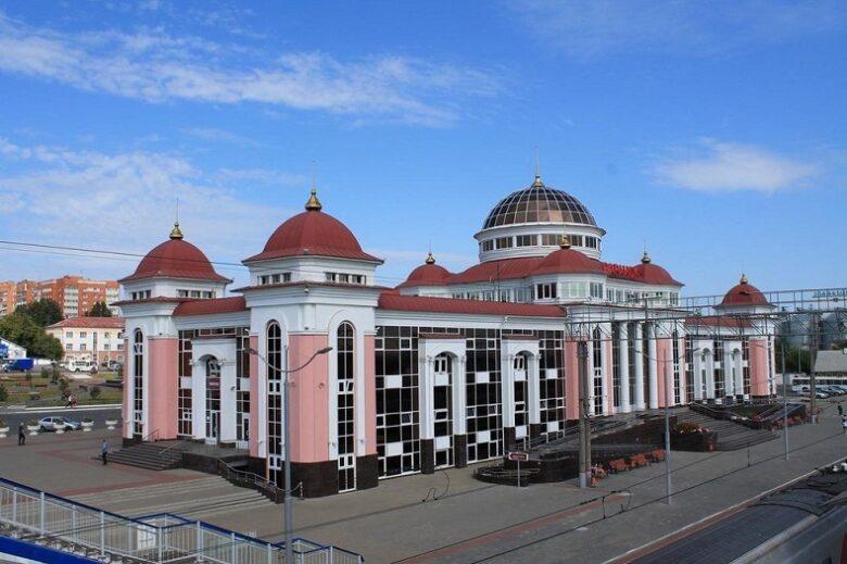 Железнодорожный вокзал Саранск