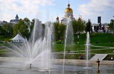 Фонтаны Саранска: список саранских фонтанов