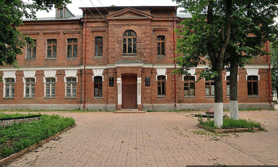 Усадьба Александрово-Щапово