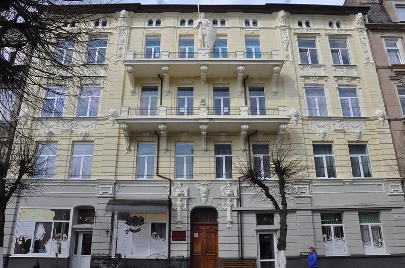 Дом с рыцарем Советск