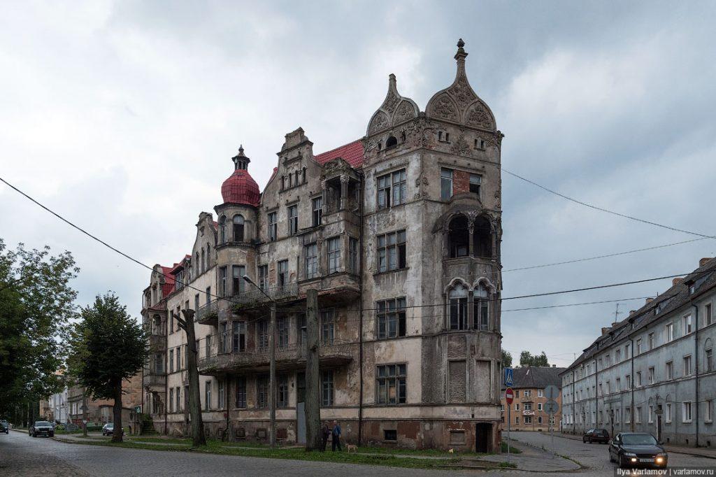 Дом Мюллера Советск