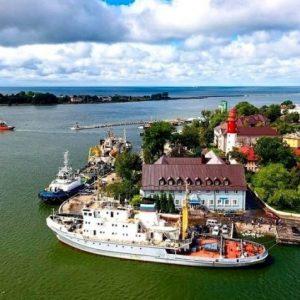 Достопримечательности Балтийска: самого западного города России