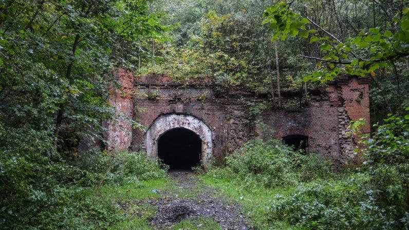 Форт №10 Канитц
